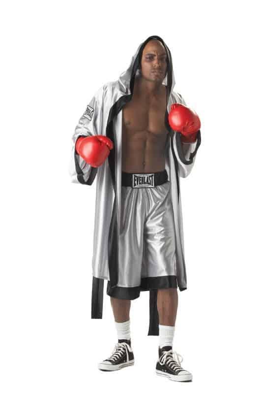Official Everlast Boxer Costume For Men