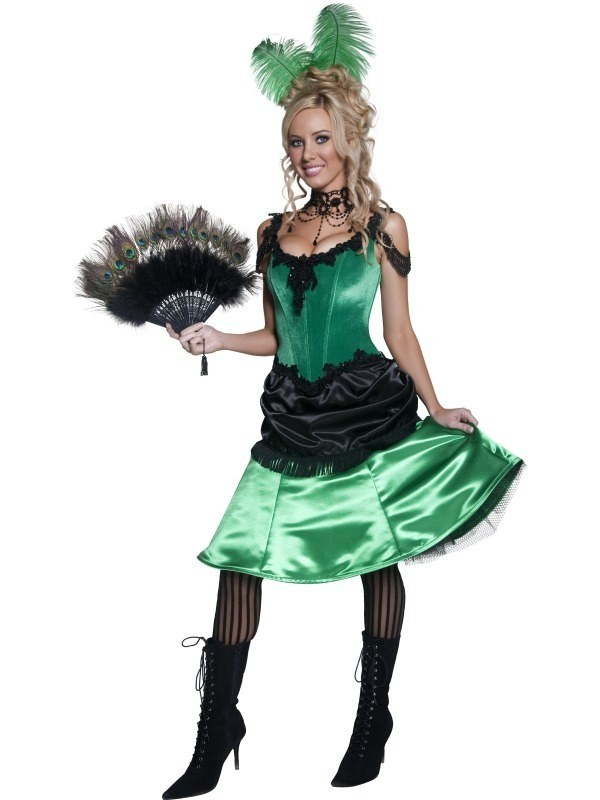 Saloon Girl Costume Thecostumeshop Ie