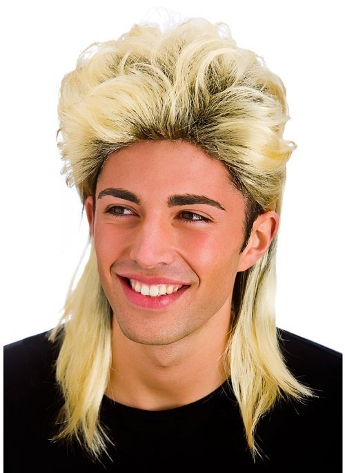 Wigs Mullet 109