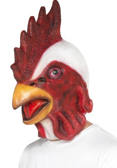 Chicken Mask Customize your avatar with the chicken mask and millions of other items. overhead chicken mask