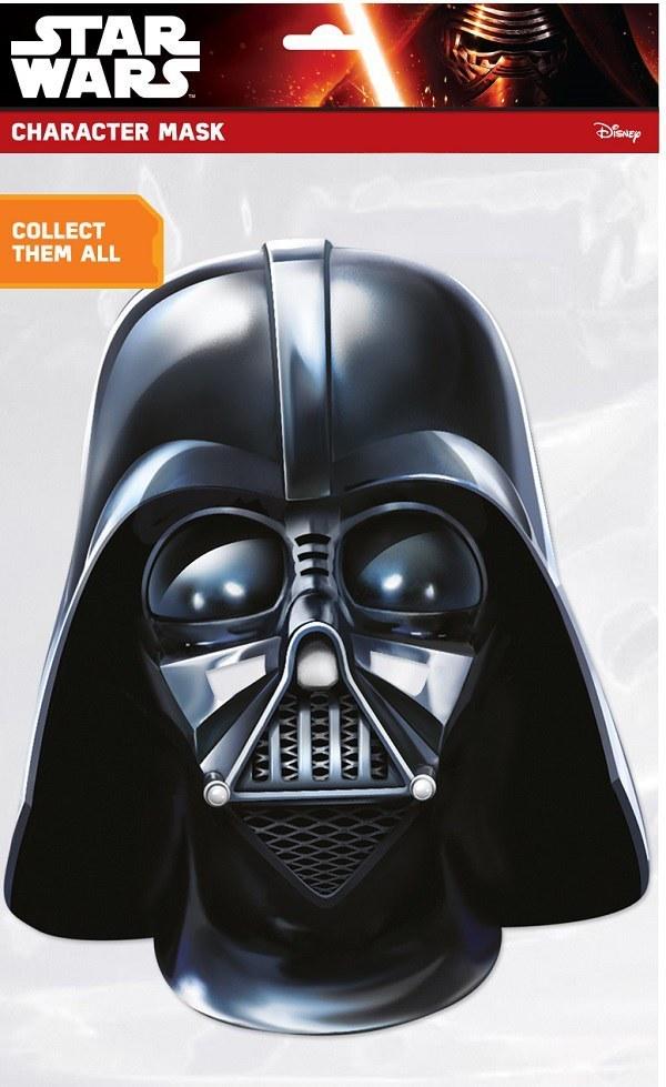 Masque Star Wars Dark Vador avec casque - Deguisetoi