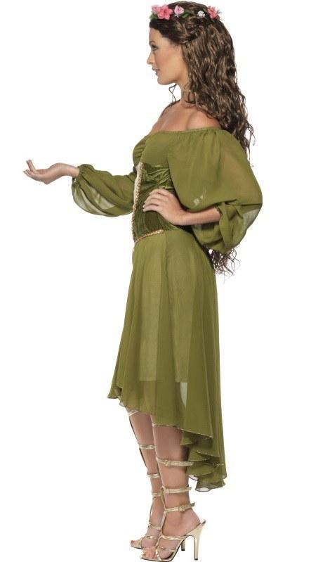 Ladies Fair Maiden Costume