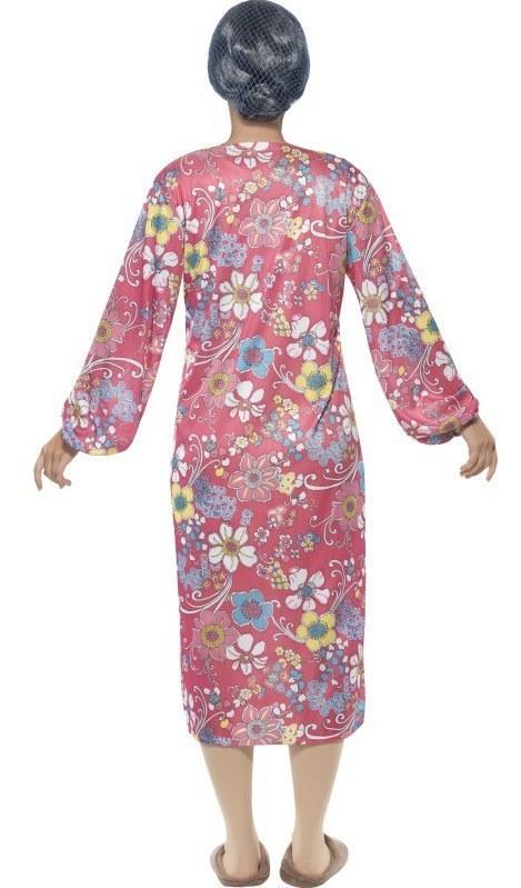 Ladies Gravity Granny Costume