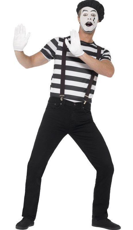 Male Mime Artist ...  sc 1 st  The Costume Shop & mens_mime_artist.jpg