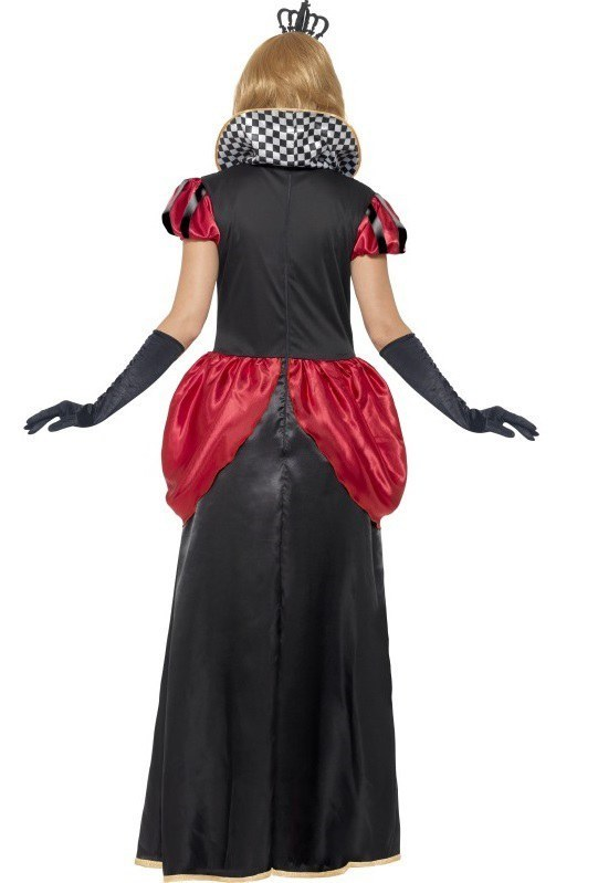 Plus Size Royal Queen Costume