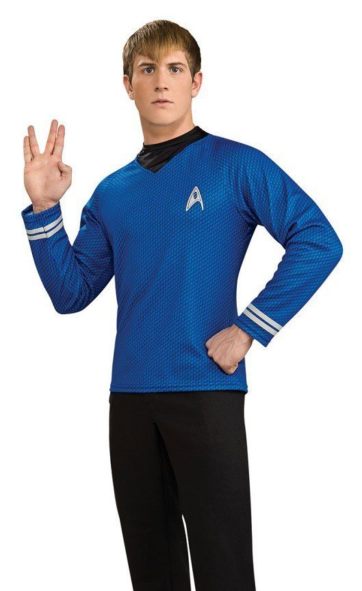 Star Trek Spoc Costume  sc 1 st  The Costume Shop & Star Trek Top - Spock
