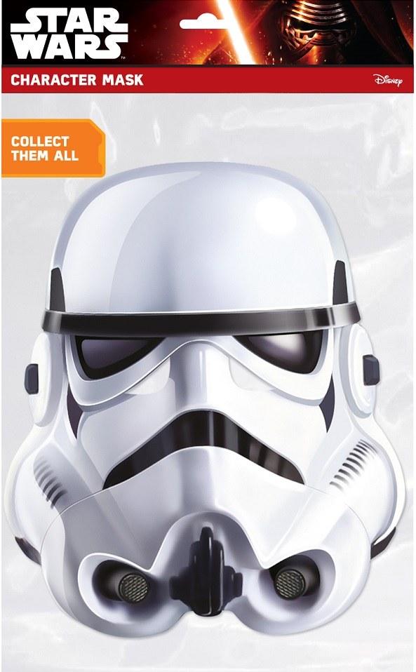 Stormtrooper Paper Mask
