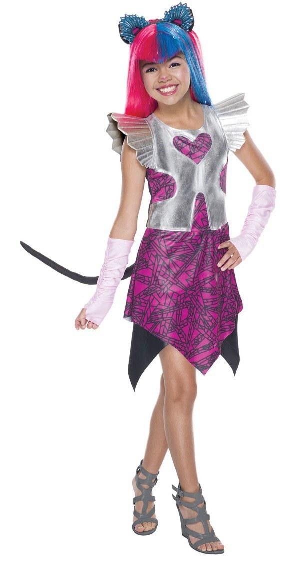 Monster High Howleen Wolf - Kids  sc 1 st  The Costume Shop & Kids Monster High Catty Noir Costume