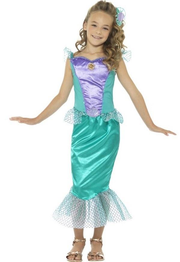 Deluxe Mermaid Tween Costume  sc 1 st  The Costume Shop & Tween Deluxe Mermaid Costume