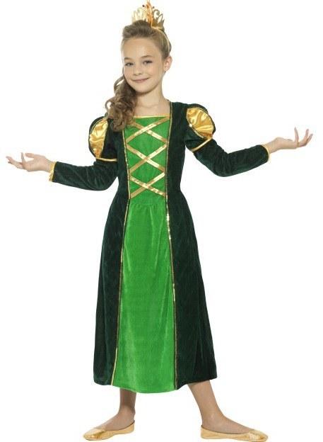 medieval princess costume kids ...  sc 1 st  The Costume Shop & Kids Medieval Princess