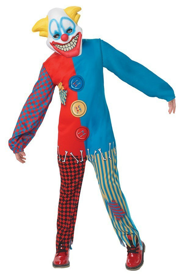 kids scary clown costume  sc 1 st  The Costume Shop & kids scary clown