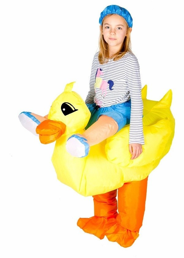 Inflatable duck costume - Kids ...  sc 1 st  The Costume Shop & Inflatable Dragon Costume - Kids