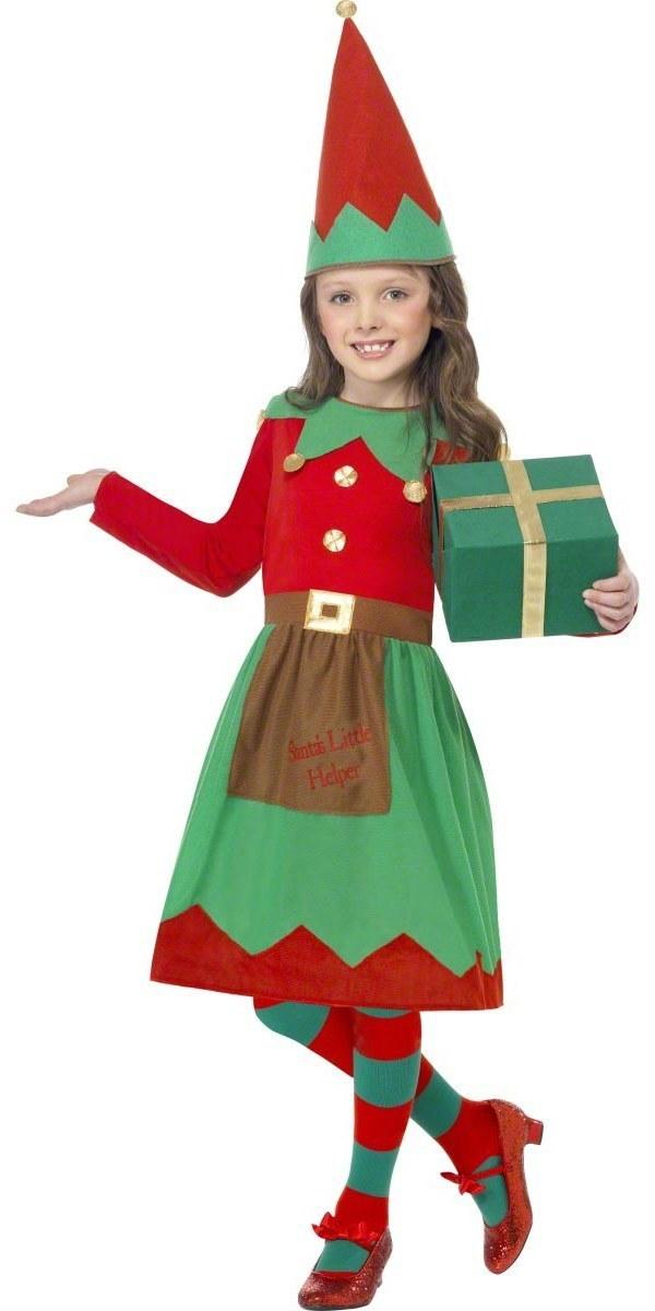 Kids Santa/'s Little Helpers Costume