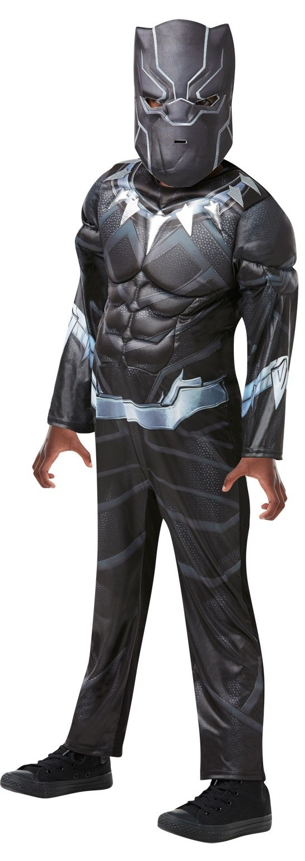 Kids Black Panther Costume