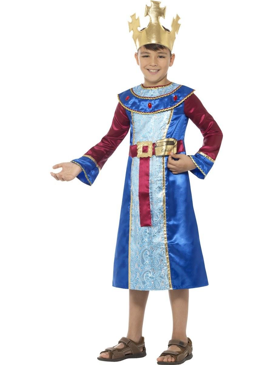 ... Kids King Melchior nativity costume  sc 1 st  The Costume Shop & King Melchior Tween Costume