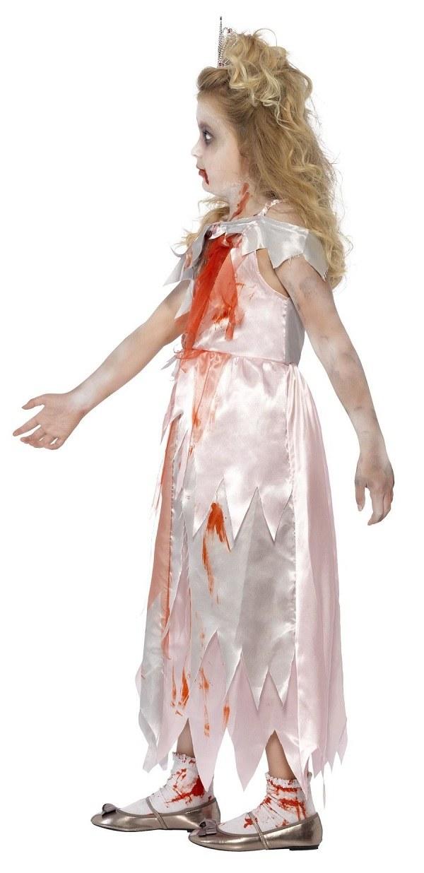 Halloween Costumes For Kids Girls Zombie.Zombie Sleeping Princess Costume Kids
