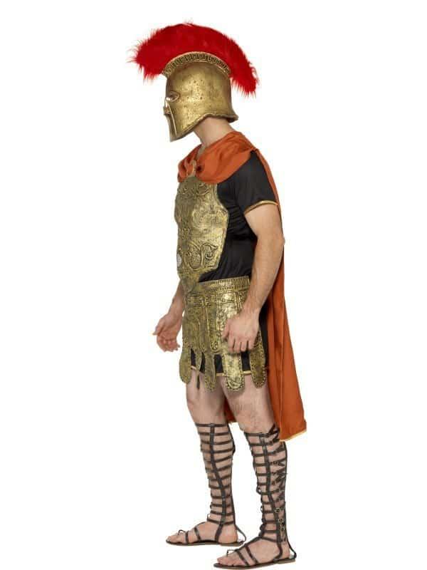 Roman Gladiator Fancy Dress Costume