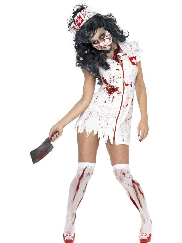 zombie nurse costume - Halloween Costumes Of Zombies