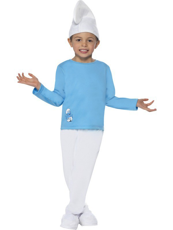 The Smurfs Child Costume
