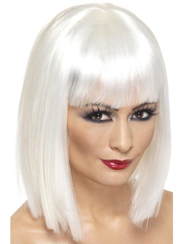Make A White Wig 40