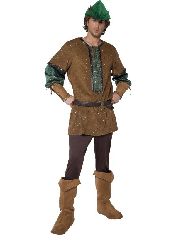 Robin Hood Tales Of Old England Costume