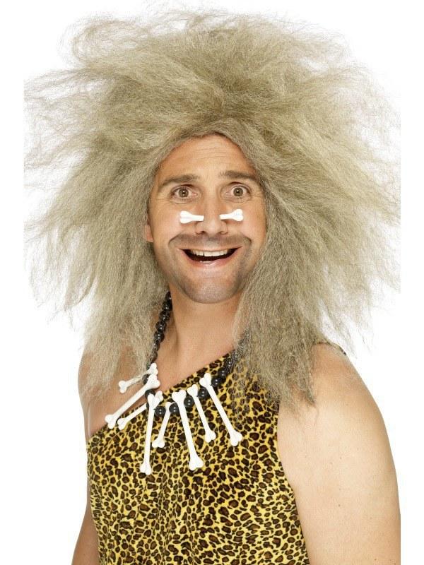 Caveman Hair : Caveman wig
