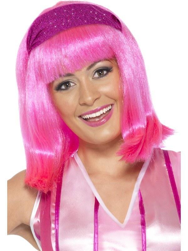 Stephanie Lazy Town Wig 83