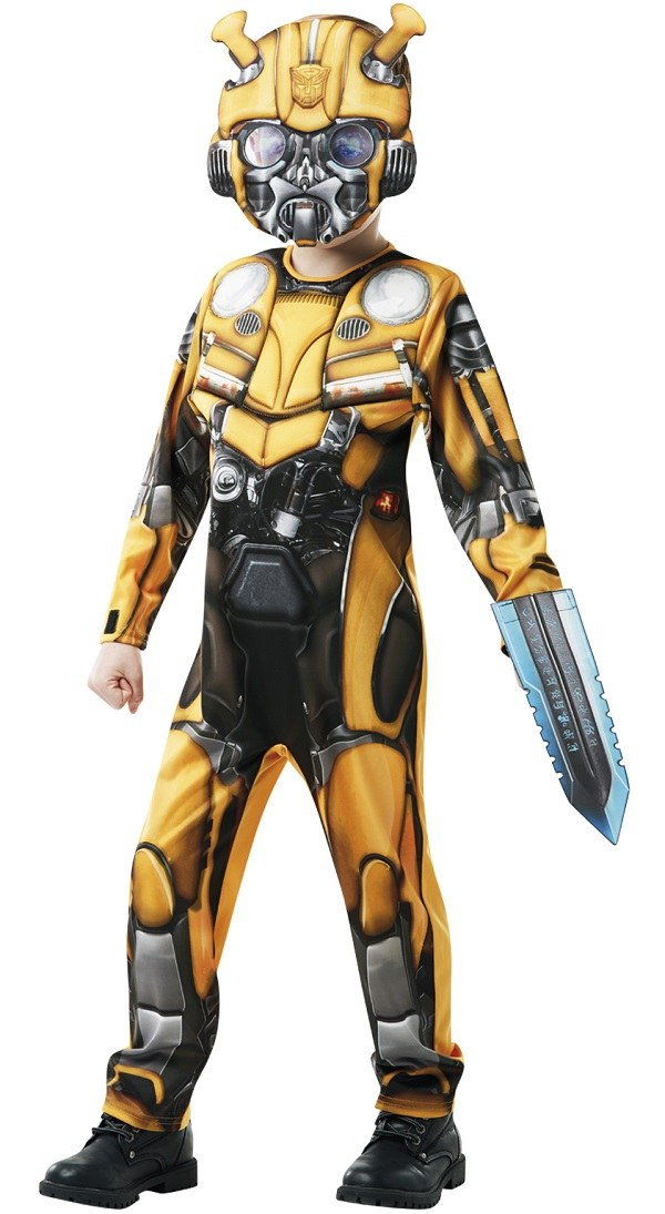 Deluxe transformers bumblebee kids costume - Images of bumblebee from transformers ...