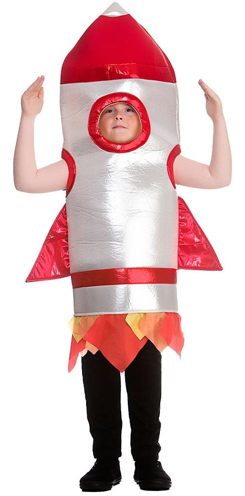 Space Mission Rocket Kids Costume