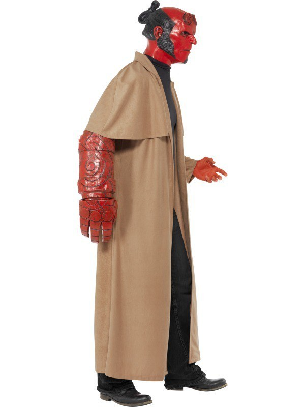 the hellboy costume the hellboy costume the hellboy costume