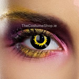 Wolf Eye Color Contacts The gallery for...