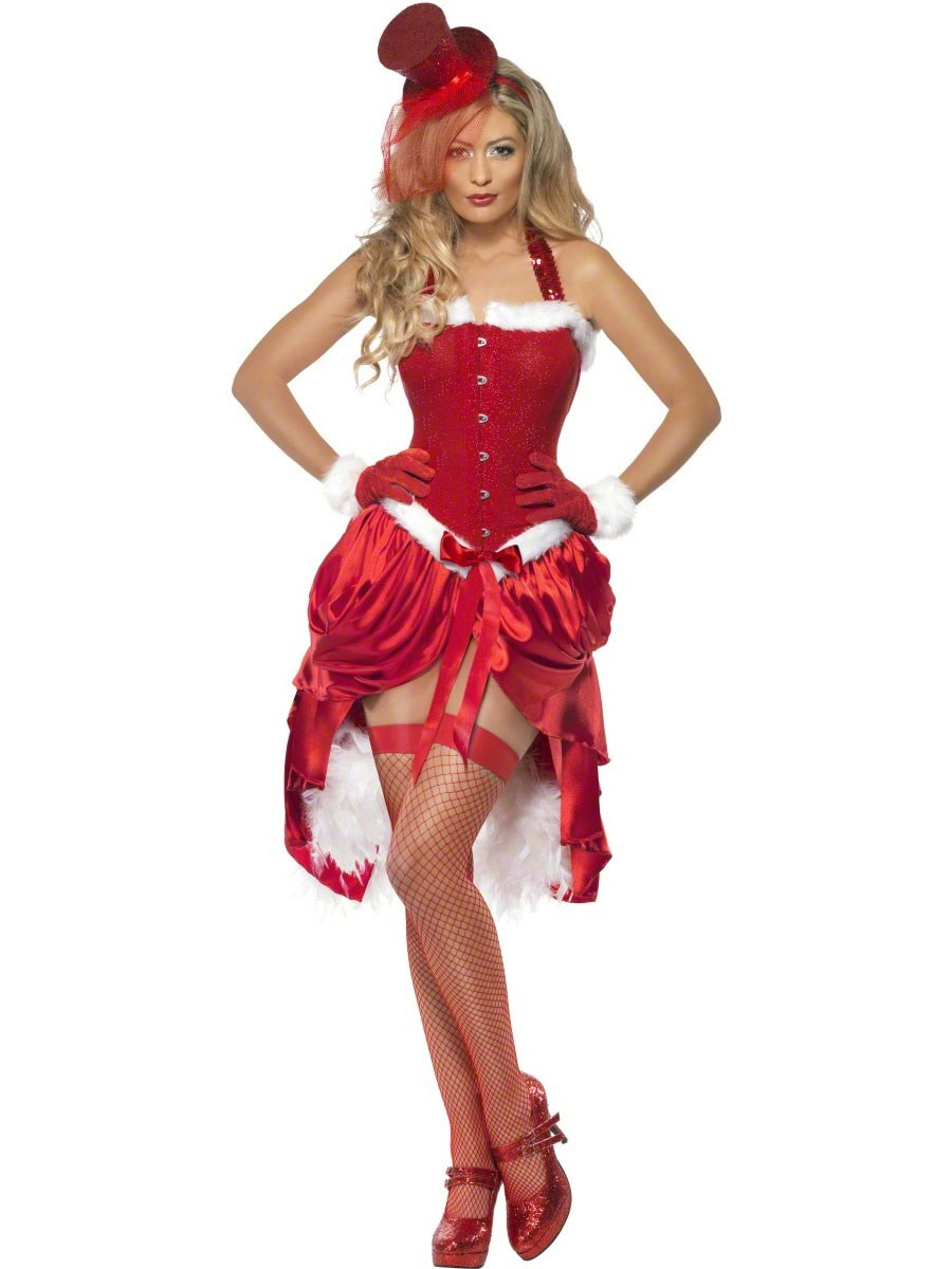santa burlesque baby costume. Black Bedroom Furniture Sets. Home Design Ideas