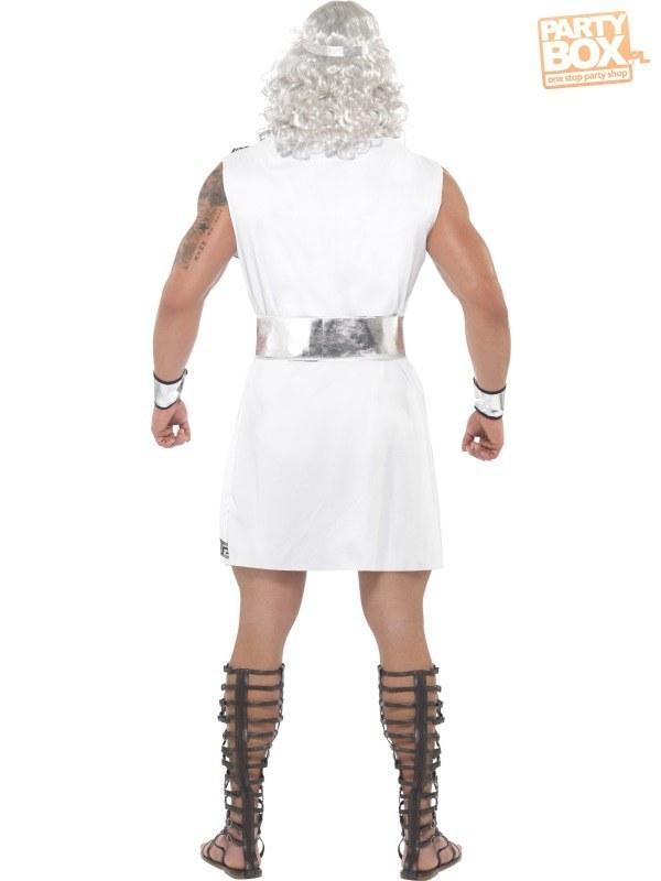 Zeus Fancy Dress Costume