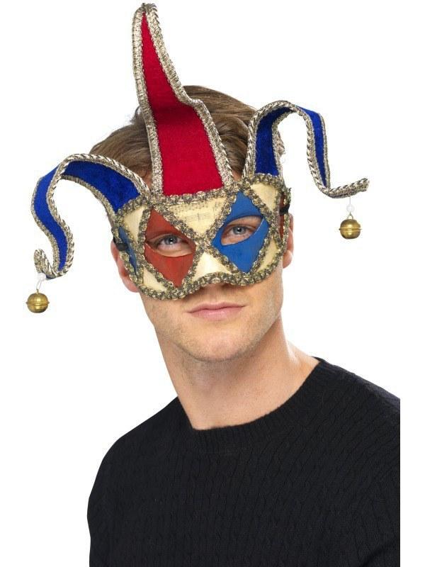 Jester Eye Mask