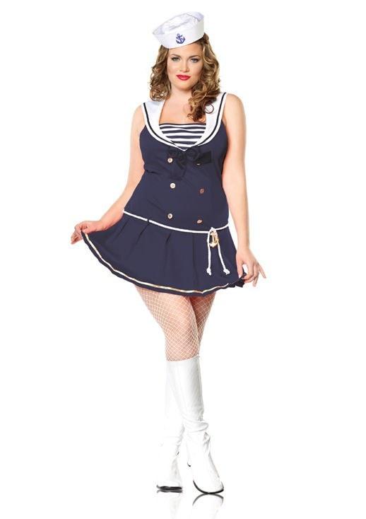 Sky Lanterns For Sale >> Plus Size Shipmate Cutie Costume