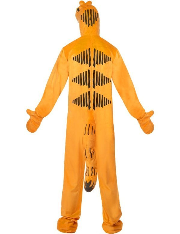 adult costume garfield