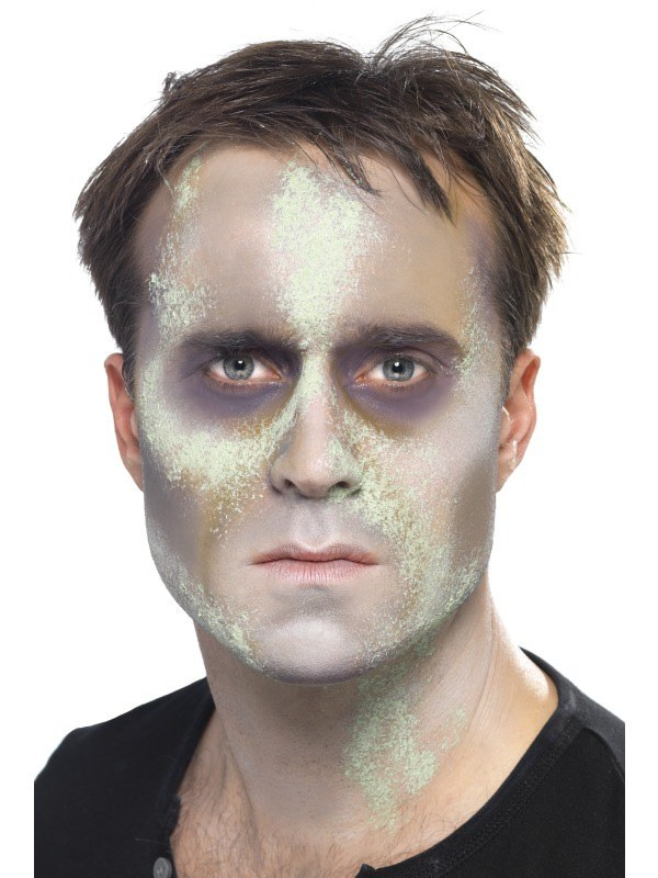 Step By Zombie Face Painting Design For Halloween Very Popul