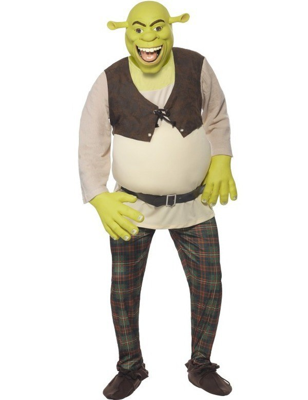 Adult Shrek costume ...  sc 1 st  The Costume Shop & Shrek Costume - Adult