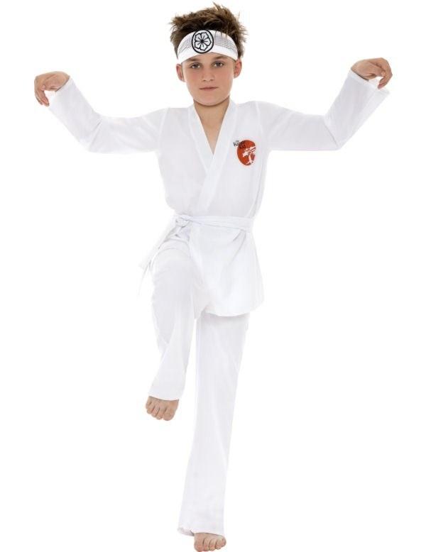 Karate Kid  Fake Weights