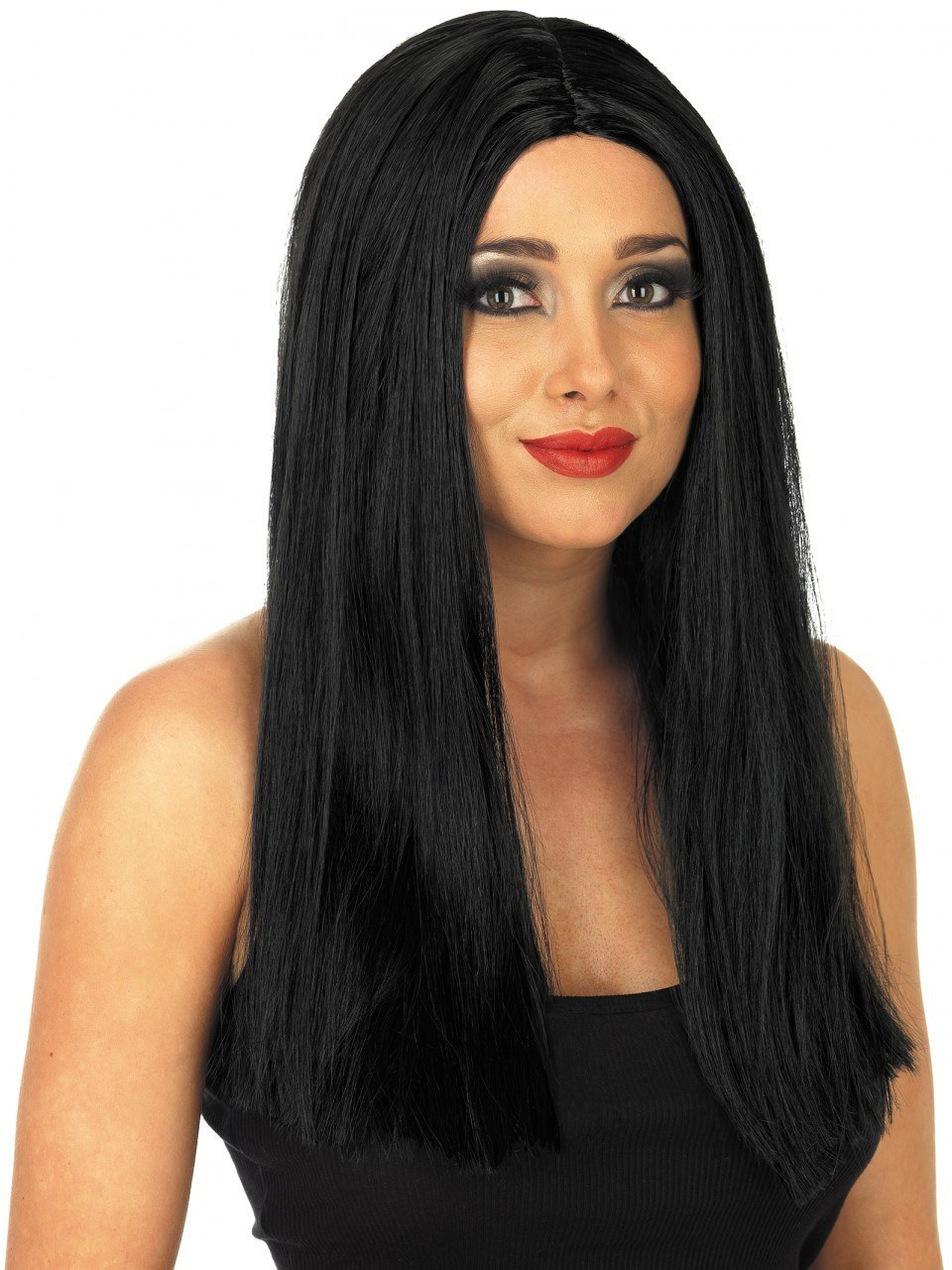 Wig Black Long Costume And Wigs