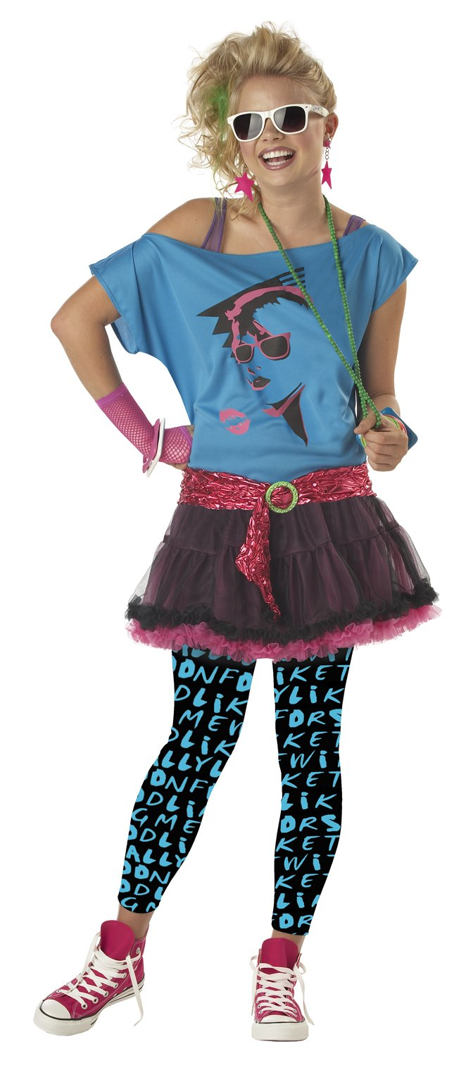 0a49833c048 Valley Girl Costume - Teen