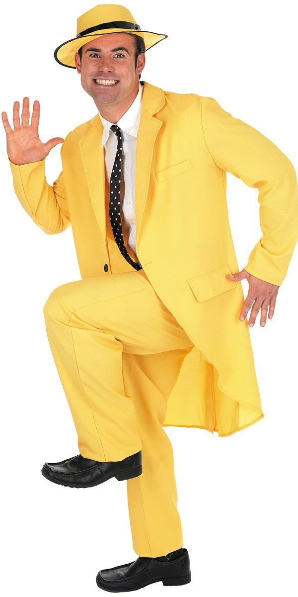 Home / Mens Costumes / Yellow Suit