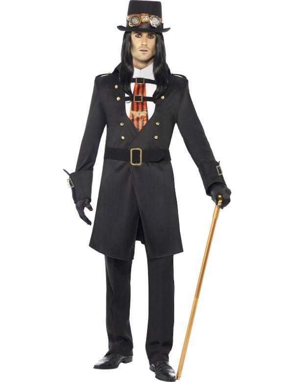 Steampunk victorian vampire costume men - Steampunk style vestimentaire ...