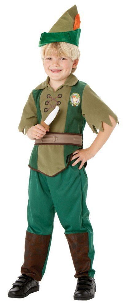 kids peter pan costume. Black Bedroom Furniture Sets. Home Design Ideas
