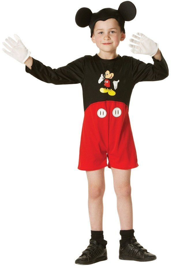 sc 1 st  The Costume Shop & Kids Mickey Mouse Costume