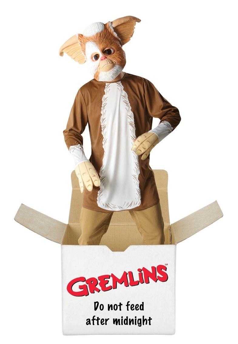 Adult Gremlins Gizmo Costume