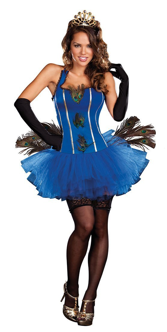 Peacock costumes - photo#27