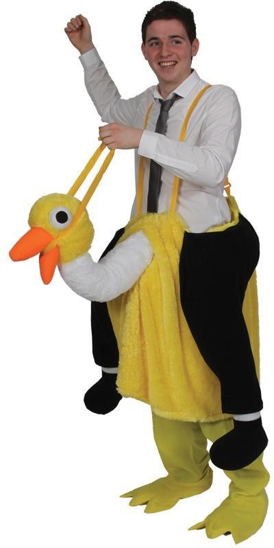 Ostrich Fancy Dress