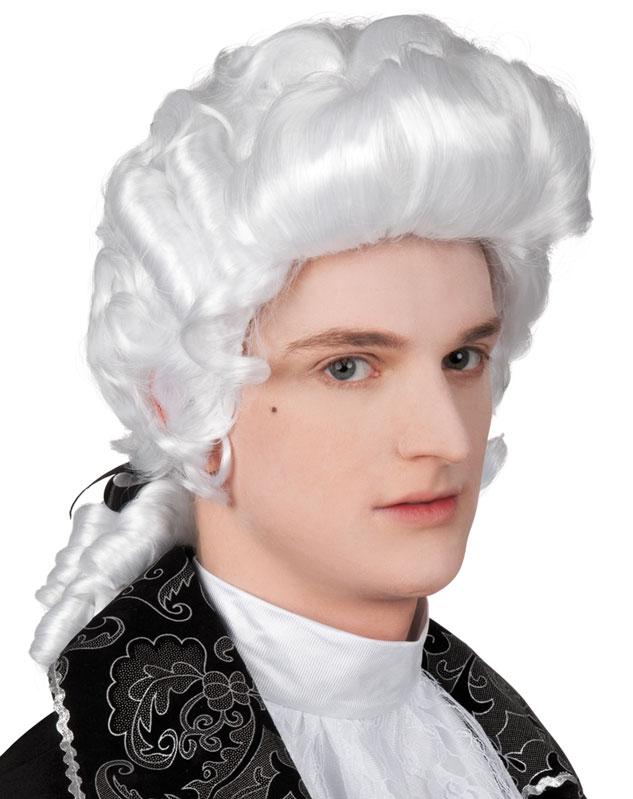 White Wig Mens 73