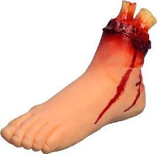 Fake Cut Off Foot
